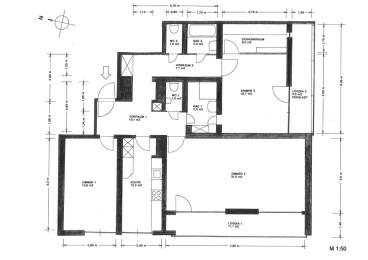 4 die neue wohnung zimmerbeschreibung die virtuelle deutschklasse. Black Bedroom Furniture Sets. Home Design Ideas